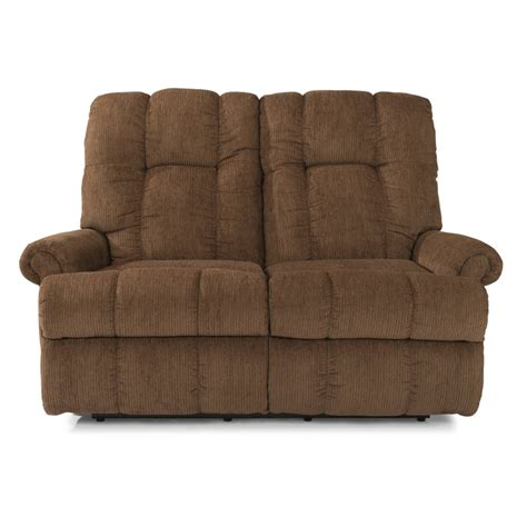 Flexsteel Reclining Loveseat by Flexsteel 4830 60m Hercules Fabric Power Reclining