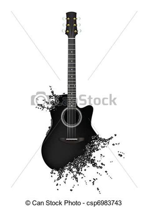 imagenes de guitarras blanco y negro dibujos de guitarra el 233 ctrico l 237 quido guitarra con