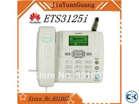 Diskon Telepone Wireless Gsm Huawei 3125i Best Produk gsm land phone with fm radio clickbd