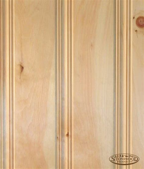 Pine Wainscoting Lowes Evertrue Pine Pickwick Plank Paneling Images