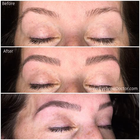 eyebrow doctor eyebrow tattoo brows by piret