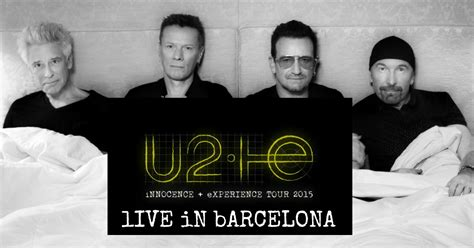 U2 By U2 Exclusive And The Ultimate Guide To One Of The Worlds Most Legendary Bands by Ne Loupe Pas Le Concert De U2 224 Barcelone