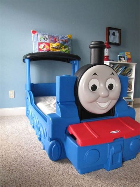 thomas and friends toddler bed 23 downright cool boys bedrooms canvas factory