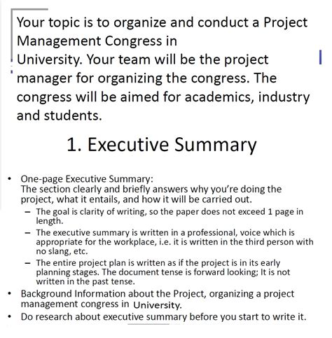 the clarity papers the executive s guide to clear thinking and better faster results books your topic is to organize and conduct a project ma