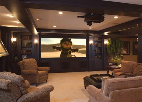 basement photo friday basement theater 8 home theater transformations audio impact