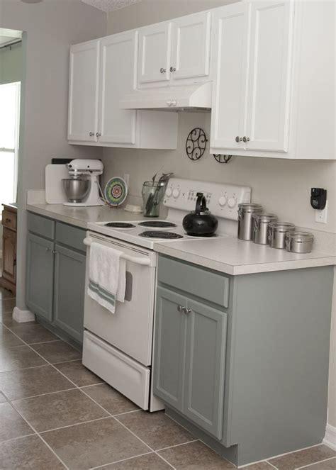 rustoleum kitchen cabinet rust oleum cabinet transformations seaside on bottom and