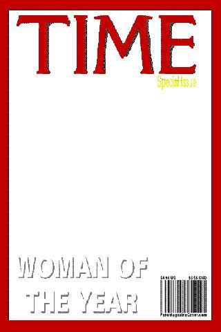 blank times magazine cover template search results