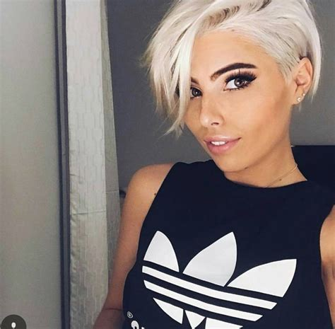 la news women with short blonde hair cool short pixie blonde hairstyle ideas 58 fashion best