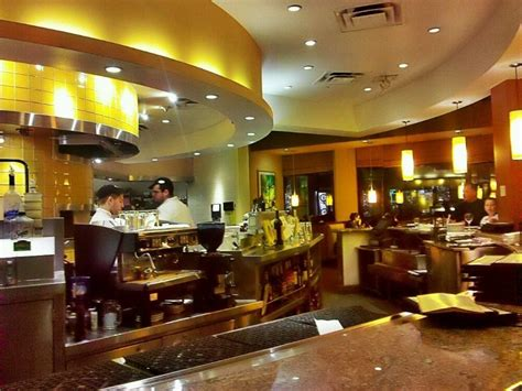 California Pizza Kitchen Park by Cpk Kitchen Bar Area Yelp