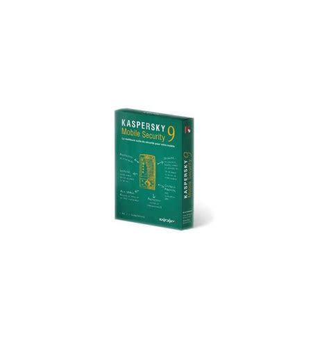 kaspersky mobile security kaspersky mobile security 9 0 achats ventes