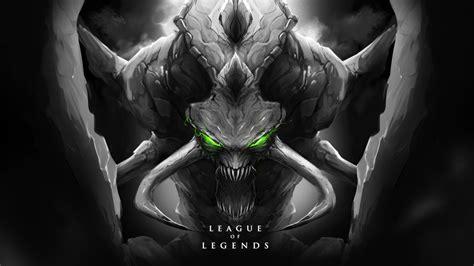 chogath league  legends wallpapers  league