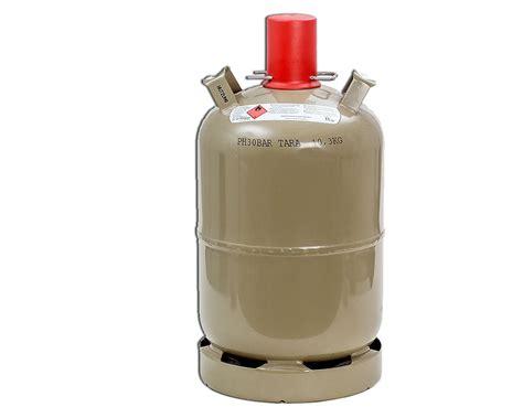 Leere Gasflaschen Kaufen by Propangasflasche Aus Stahl 11kg F 252 Llgewicht Leer Braun