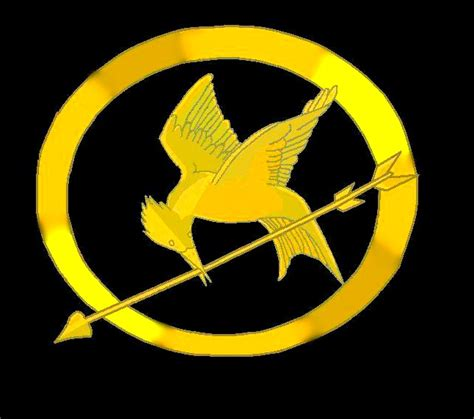 hunger games hunger games logo drawing blondieee721 169 2018 mar 17 2012