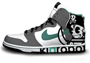 nike shoes kidrobot pirate nike dunks shoes nike sb dunk skate shoes