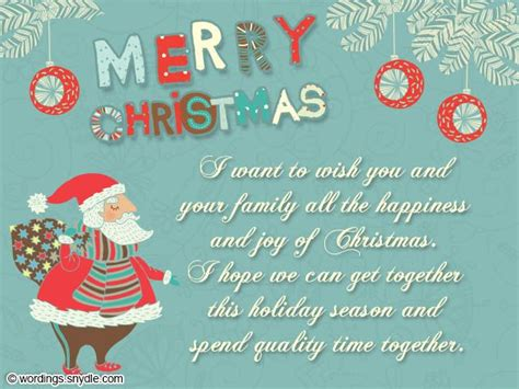 christmas card messages  christmas card wordings wordings  messages christmas card
