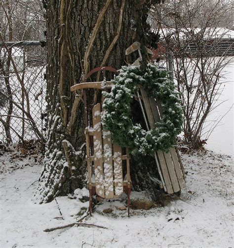winter outdoor decor pin by goffard on decorating ideas