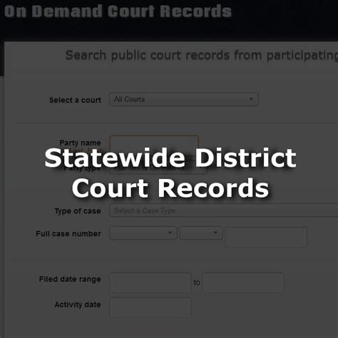 Oklahoma County District Court Records Research Tulsa Bail Bonds Valuable Bail Resources