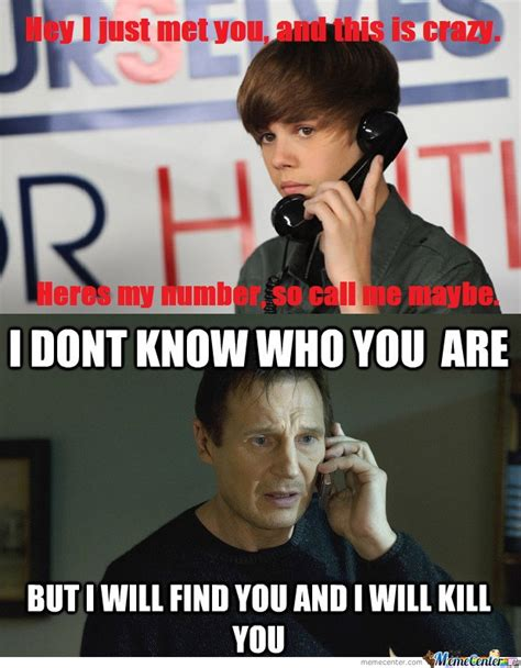 Find Me Memes - justin bieber taken by kofighter meme center