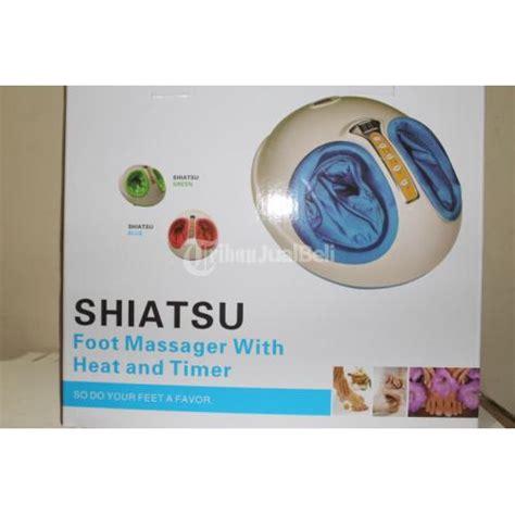 Alat Pijat Kaki Shiatsu jual alat pijat kaki terapi reflexy shiatsu foot massager with heat and timer jakarta pusat