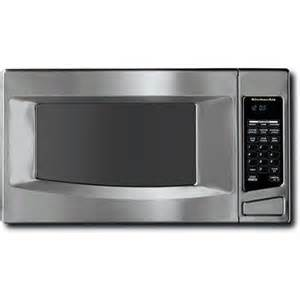 kitchenaid kcms185jss microwave oven reviewpowered