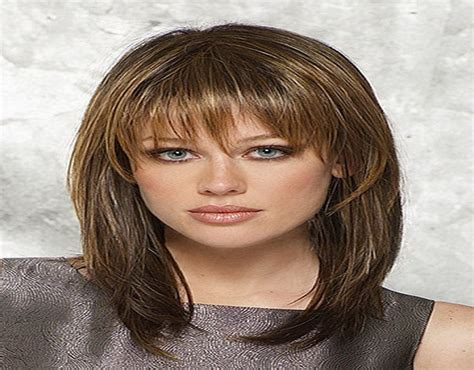 Hairstyles With by Haircutswithbangs 76 With Haircutswithbangs Hairstyles Ideas