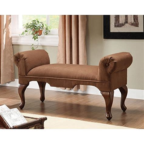 acme furniture aston backless bench