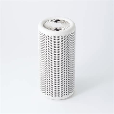 muji s quot jet cleaning quot air purifier design milk