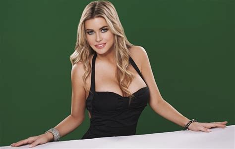 conny breukhoven interieur wallpaper carmen electra model actress images for