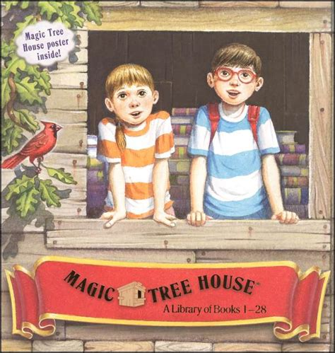 the magic tree house magic tree house library box set books 1 28 021463 details rainbow resource