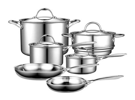 Kitchen Wares by Cookware Which Pots And Pans Dodiciemezza