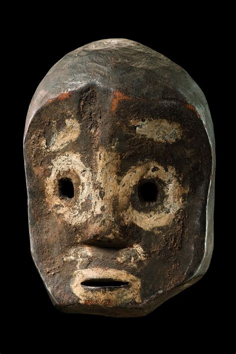Masker Ovale Mask 1000 images about tribal skull mask on auction helmets and congo