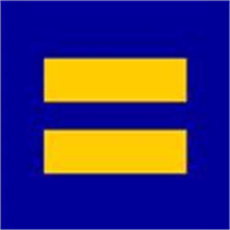 Equal Symbol Bumper Sticker