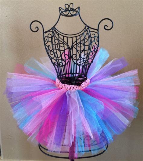 colorful tutu baby tutu birthday tutu rainbow tutu colorful