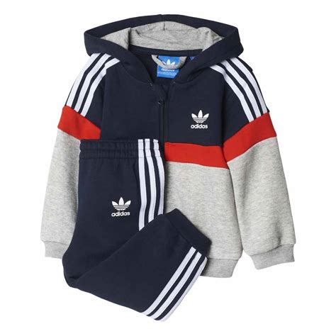 Fleece Decke by Adidas Tracksuits For Sale Adidas Originals I Trefoil