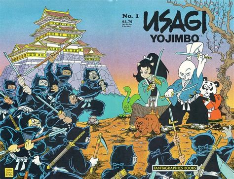 jimbo yojimbo books plastic paper realm usagi yojimbo great comic no toys