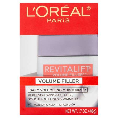 buy l oreal revitalift volume filler daily volumizing concentrated serum at well ca free upc 071249291788 l oreal revitalift daily re volumizing moisturizer for all skin types
