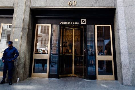 deutsche bank in new york deutsche analyst sounded alarm when asked to alter numbers