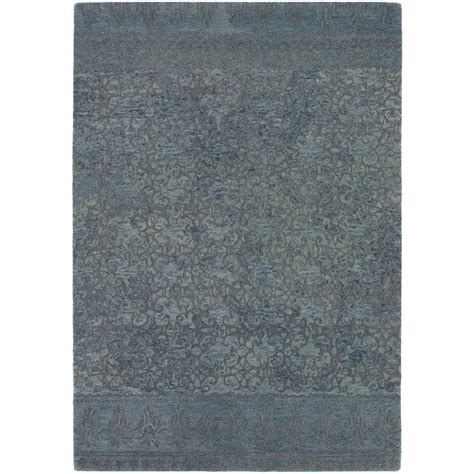 blue and gray rug chandra berlow blue grey 5 ft x 7 ft 6 in indoor area