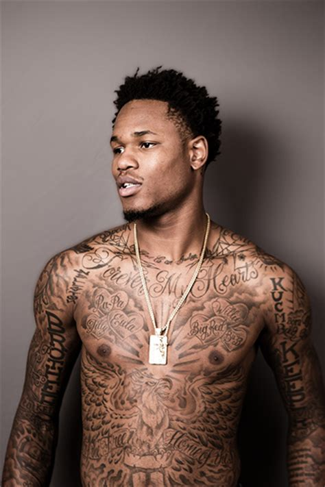 ben mclemore tattoos top 10 nba tattoos page 7 of 12