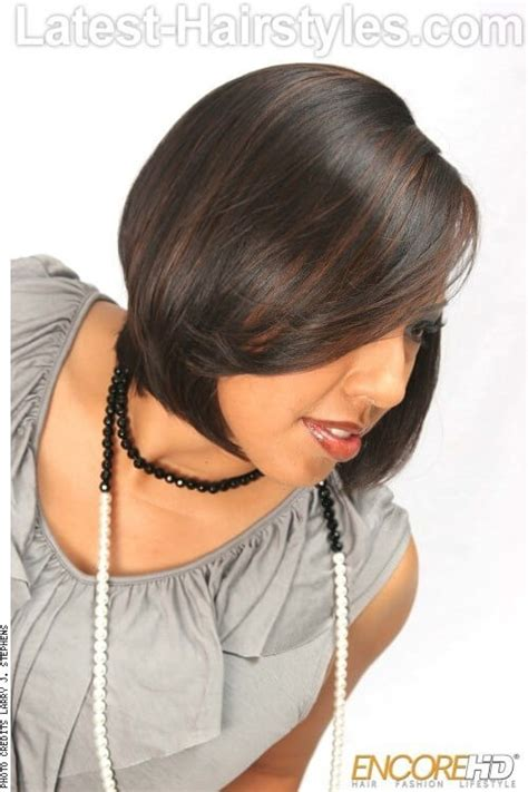 angled hair cuts for black women 20 angled bob hairstyles for black women