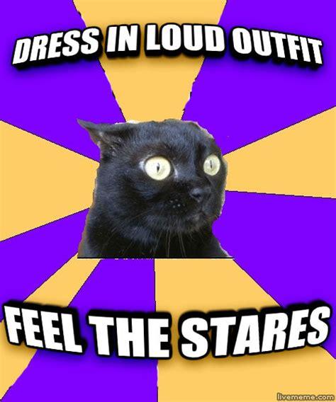 Anxiety Cat Meme Generator - livememe com anxiety cat