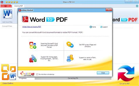 convert pdf to word docx convert docx to pdf download by foxpdf software inc at
