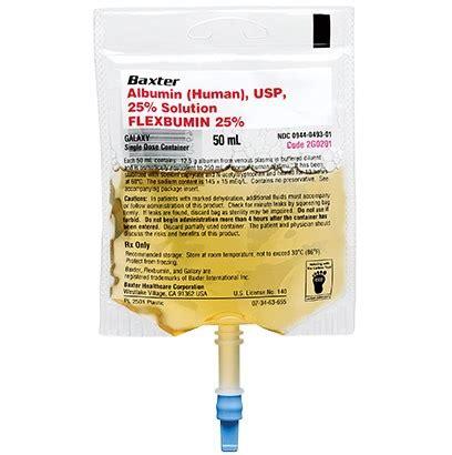 Albumin Human 25 100ml By Aquashop flexbumin 20 infusion 25 50 ml 25 100 ml supplier