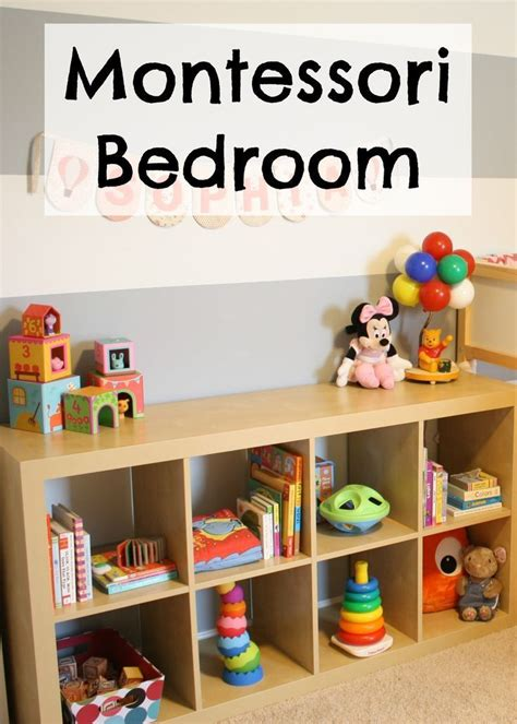 montessori bedroom toddler the 25 best ideas about montessori toddler bedroom on