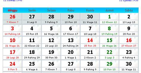 kalender indonesia mei  kalender indonesia