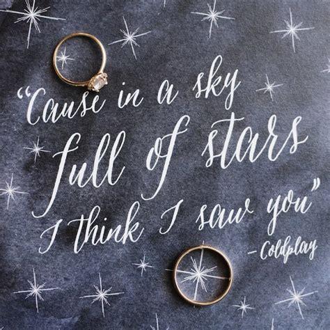 Wedding Song Coldplay by California Wedding Inspired By Coldplay Lyrics Modwedding