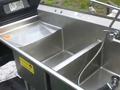 commercial sinks for sale commercial restaurant for sale youtube