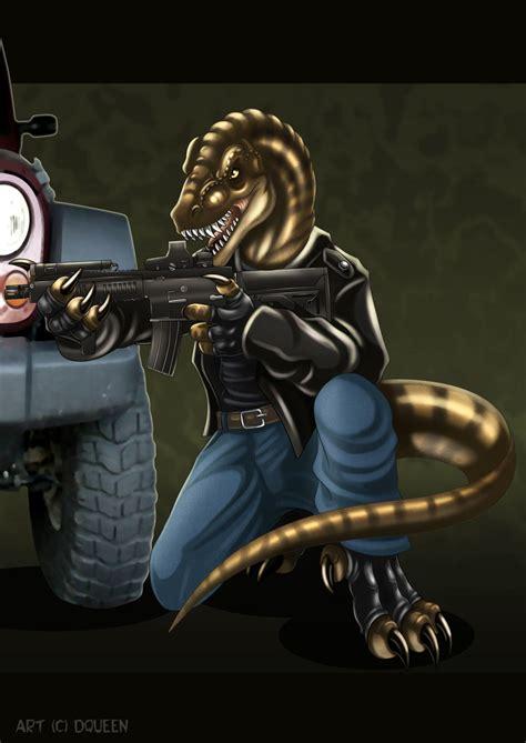 anthro t rex