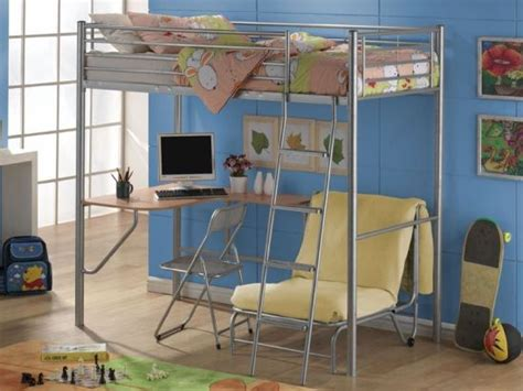 bunk bed with couch and desk 45 bunk bed ideas with desks ultimate home ideas
