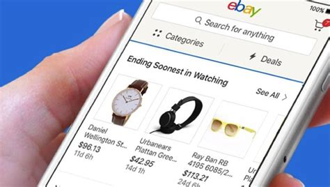 ebay mobile ebay s app now lets you scan product barcodes to sell your